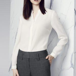 BIZ 10320 grey pant